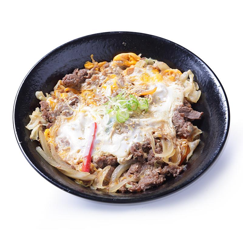 Gyu-Don-Beef