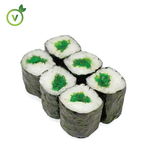 seaweed baby roll