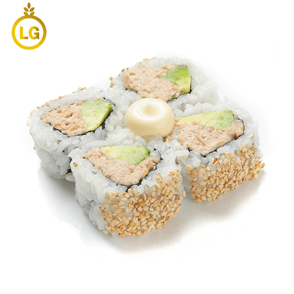 tuna & avocado Roll-8